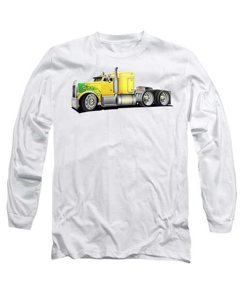 Pete Toon Long Sleeve T-Shirt