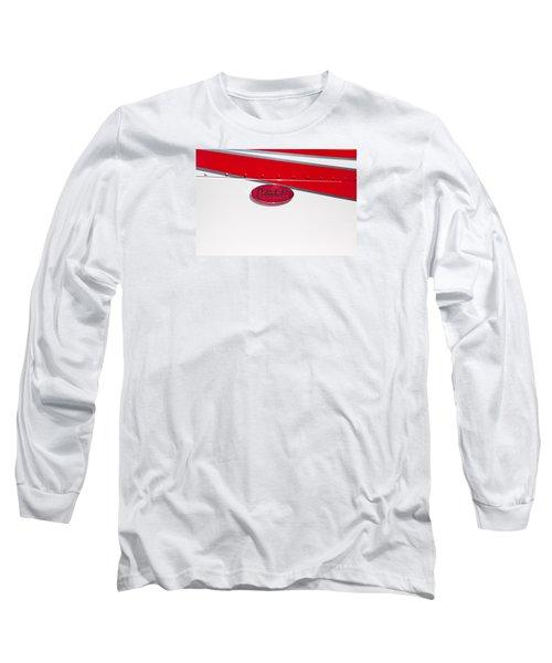 Peterbilt Logo Long Sleeve T-Shirt