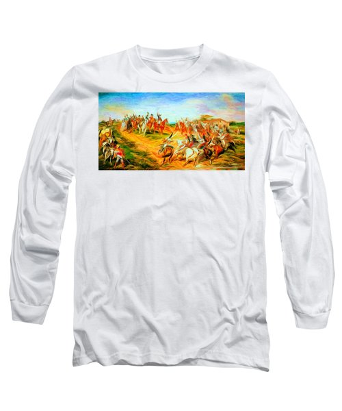 Peter's Delirium Long Sleeve T-Shirt