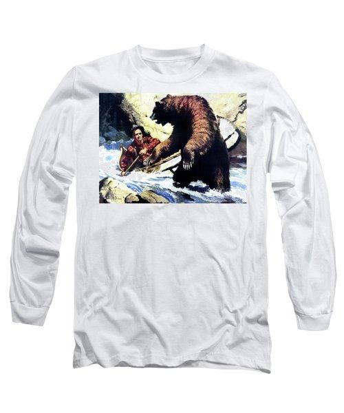 Pg- Dangerous Waters Long Sleeve T-Shirt