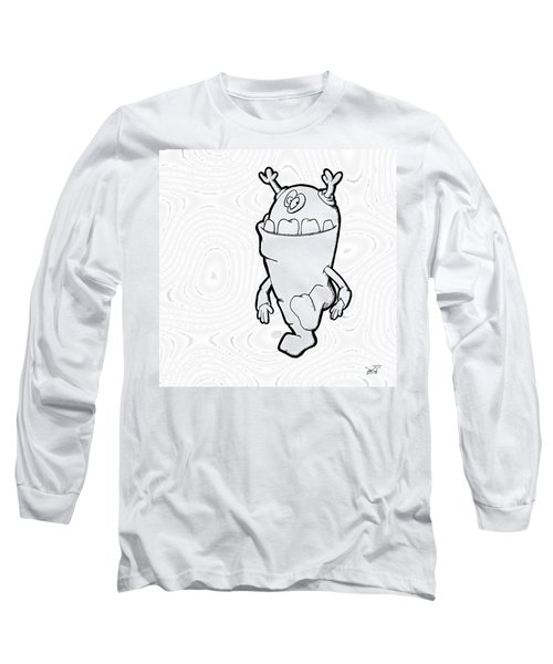 Phaart Long Sleeve T-Shirt by Uncle J's Monsters