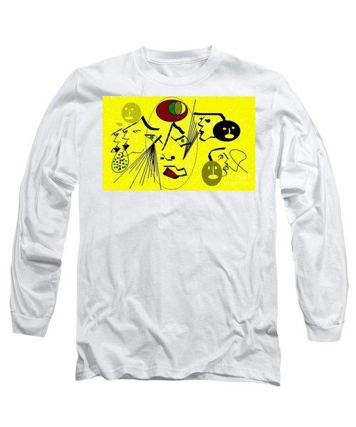 Phantom Of A Seeker Long Sleeve T-Shirt