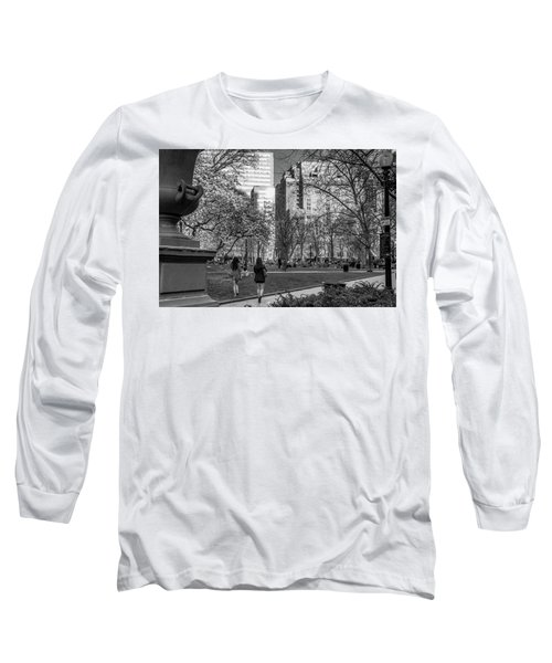 Philadelphia Street Photography - 0902 Long Sleeve T-Shirt