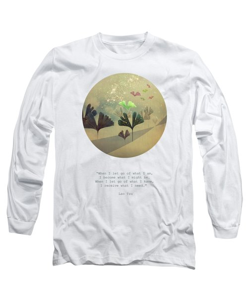 Phoenix-like Long Sleeve T-Shirt by AugenWerk Susann Serfezi