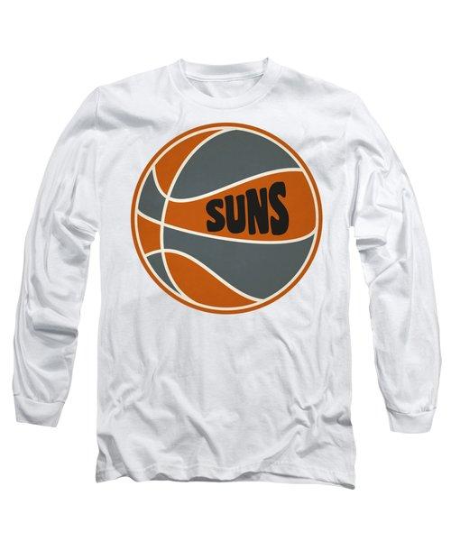 Phoenix Suns Retro Shirt Long Sleeve T-Shirt