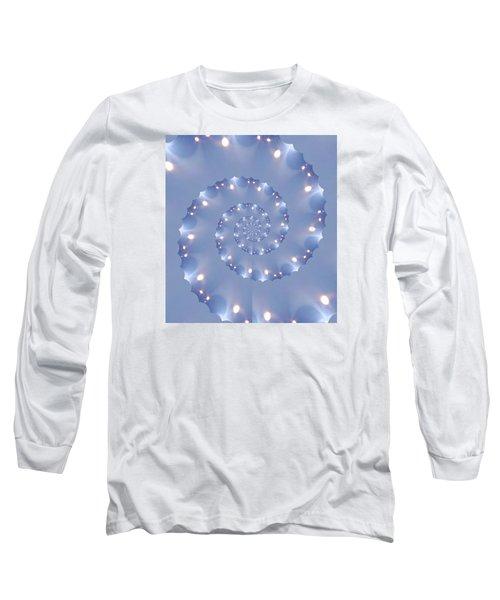 Phone Case Lites Long Sleeve T-Shirt by Debra     Vatalaro