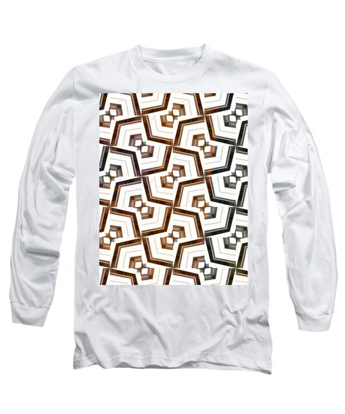 Piano Keys I Long Sleeve T-Shirt by Maria Watt