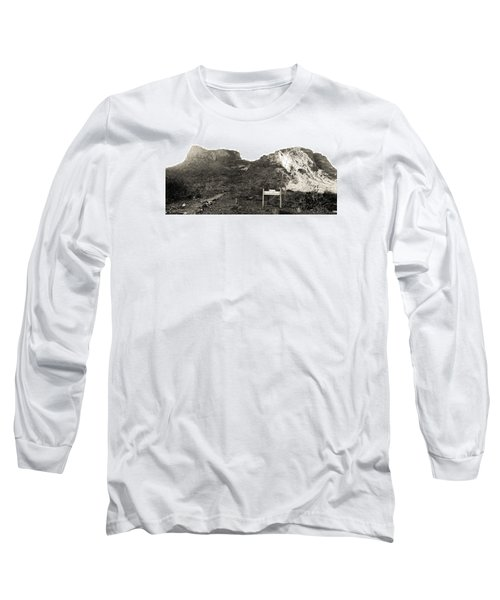 Picacho Peak Traihead Long Sleeve T-Shirt