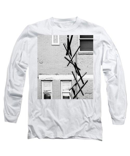 Pick-up Sticks Long Sleeve T-Shirt