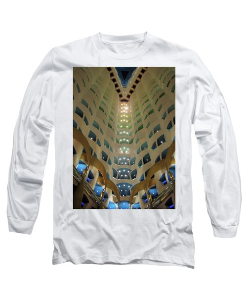Pick Your Floor/color Long Sleeve T-Shirt