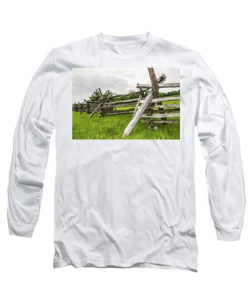Picket Fence Long Sleeve T-Shirt