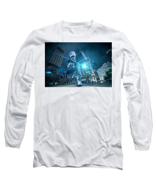 Long Sleeve T-Shirt featuring the photograph Pics By Nick by Nicholas Grunas