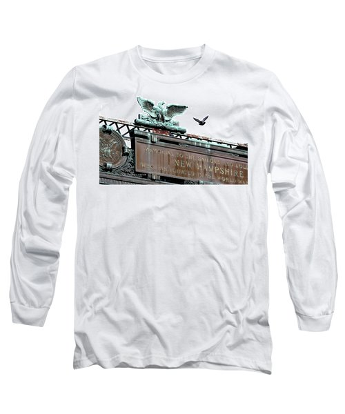 Pidgeon Intrusion Long Sleeve T-Shirt