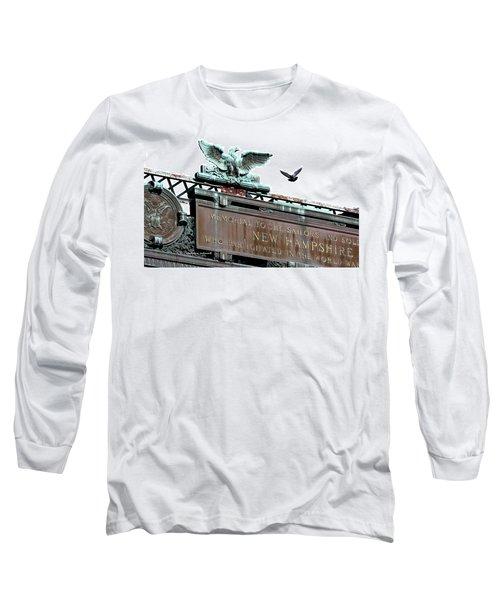 Pidgeon Intrusion Long Sleeve T-Shirt