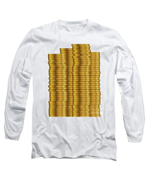 Pieces Of Gold Long Sleeve T-Shirt