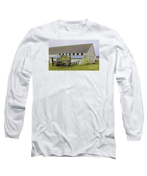 Pierce Pt. Ranch Barn Long Sleeve T-Shirt