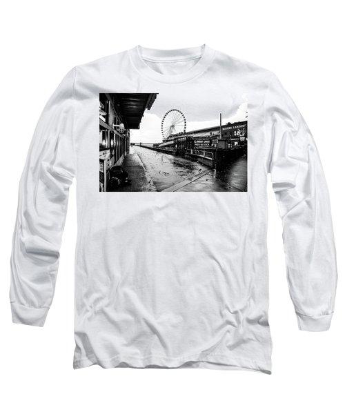 Pierspective  Long Sleeve T-Shirt
