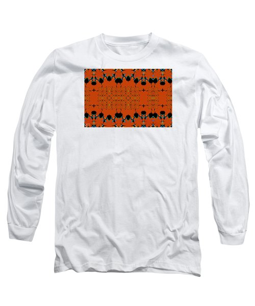 Piffles Long Sleeve T-Shirt by Jim Pavelle