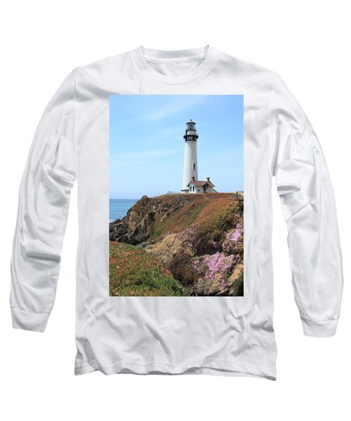 Pigeon Point Lighthouse 2 Long Sleeve T-Shirt