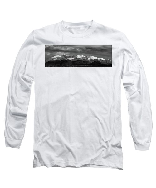 Pike's Peak Or Bust Long Sleeve T-Shirt