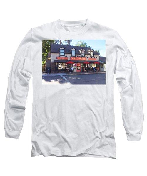 Pine Tavern Long Sleeve T-Shirt