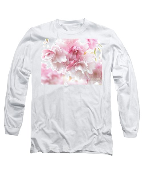 Pink April Long Sleeve T-Shirt