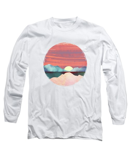 Pink Oasis Long Sleeve T-Shirt