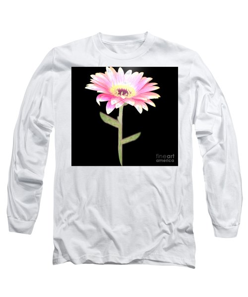 Pink Pink Delight Long Sleeve T-Shirt by Belinda Threeths