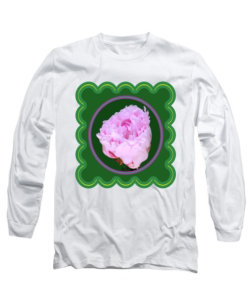 Pink Rose Flower Floral Posters Photography And Graphic Fusion Art Navinjoshi Fineartamerica Pixels Long Sleeve T-Shirt
