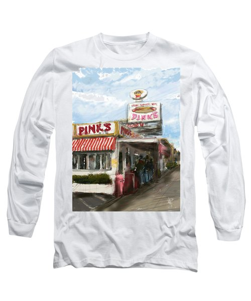 Pinks Long Sleeve T-Shirt