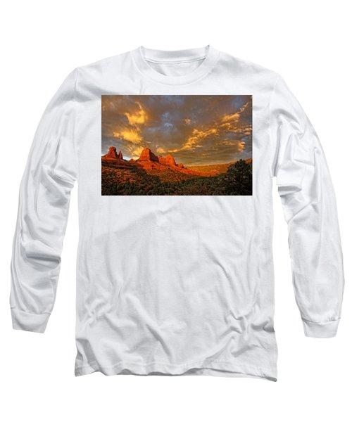 Pinnacle Of Light Long Sleeve T-Shirt