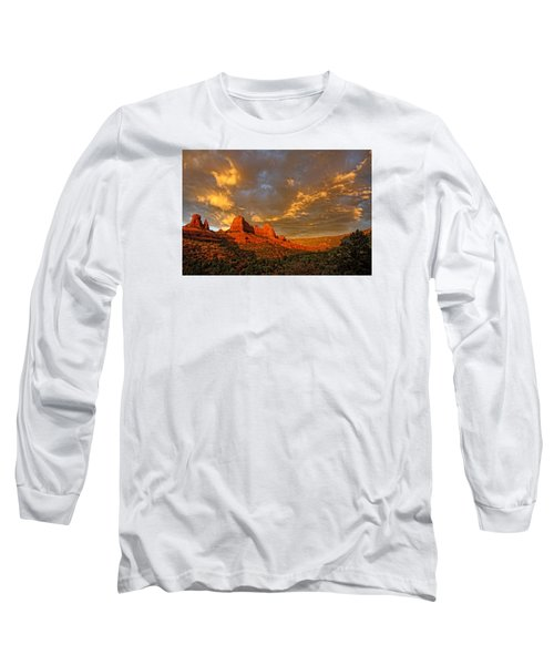 Pinnacle Of Light Long Sleeve T-Shirt