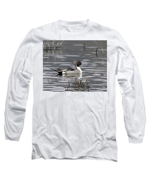 Pintail Duck Long Sleeve T-Shirt