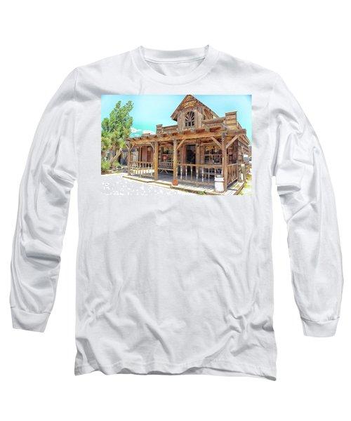 Pioneertown, Usa Long Sleeve T-Shirt