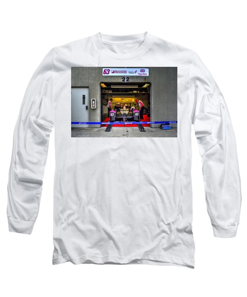 Pippa Mann Garage 2016 Long Sleeve T-Shirt