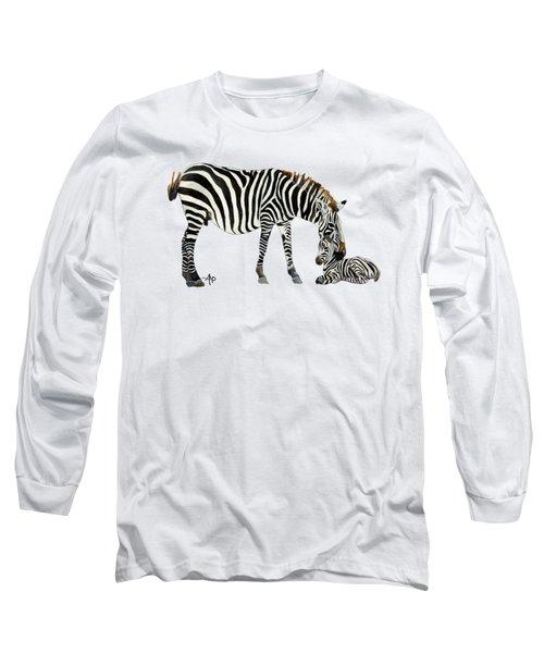 Plains Zebras Long Sleeve T-Shirt