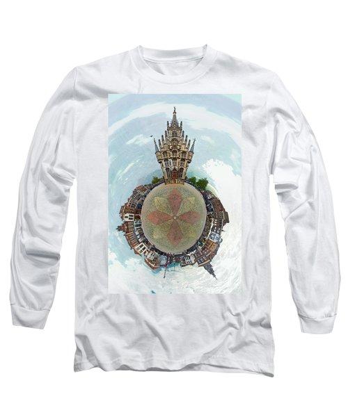 Planet Gouda Long Sleeve T-Shirt