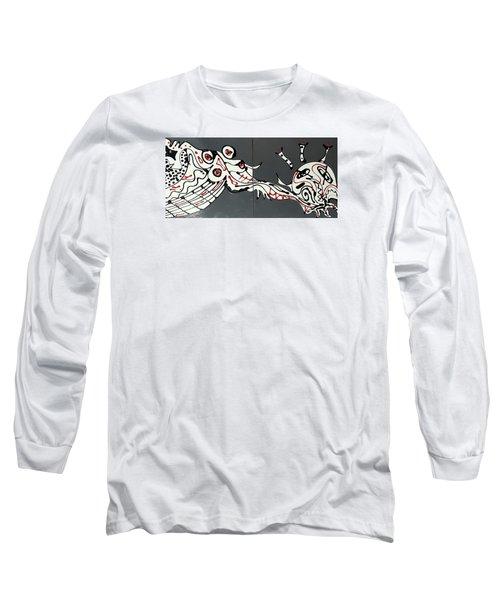 Platescape 2 Long Sleeve T-Shirt