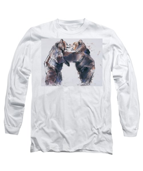 Play Fight Long Sleeve T-Shirt