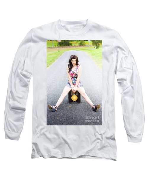 Play That Music Long Sleeve T-Shirt