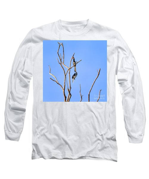Play Time Hornbills Long Sleeve T-Shirt