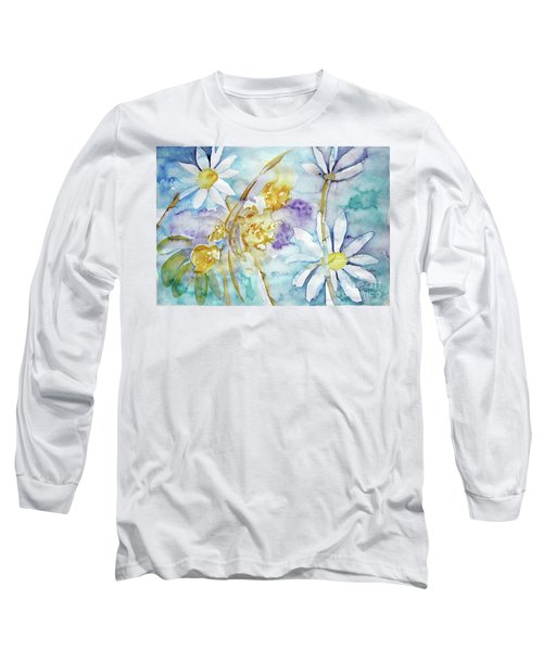 Playfulness Long Sleeve T-Shirt by Jasna Dragun