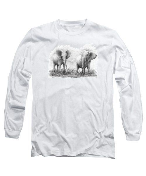 Playtime Long Sleeve T-Shirt by Phyllis Howard