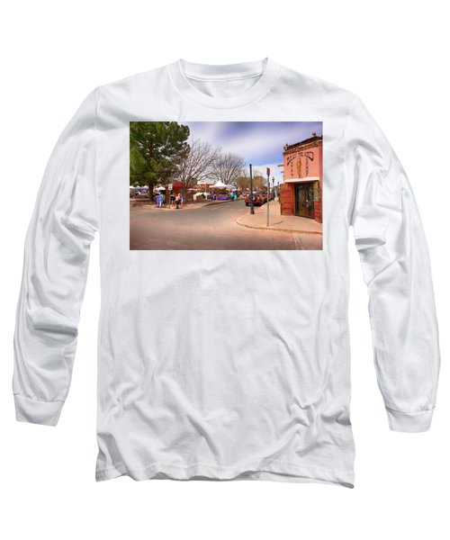 Plaza De Mesilla Long Sleeve T-Shirt