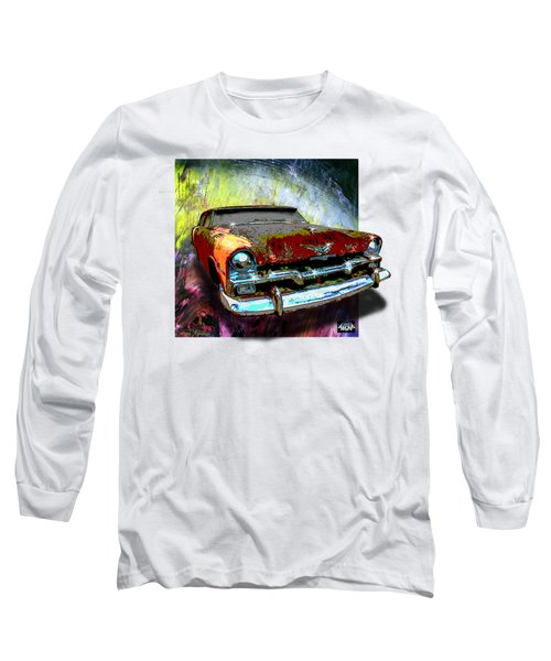 Plymouth From The Past Long Sleeve T-Shirt