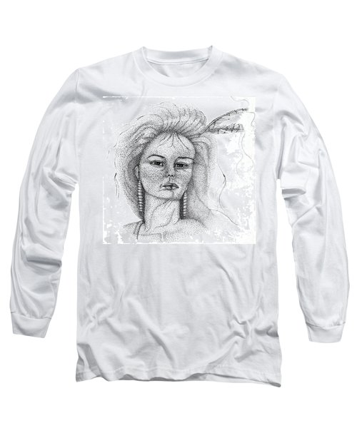 Pocahontas Long Sleeve T-Shirt
