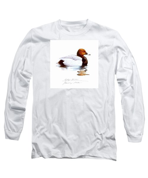 Pochard Long Sleeve T-Shirt