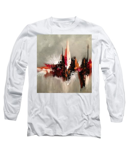Point Of Power Long Sleeve T-Shirt