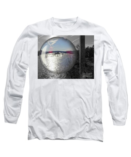 Point Of View Long Sleeve T-Shirt by Melissa Messick