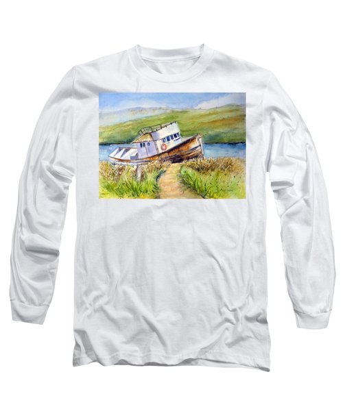 Point Reyes Relic Long Sleeve T-Shirt